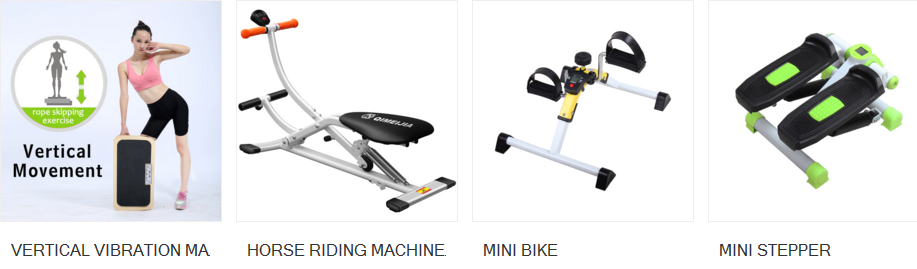 Home Use Fitness Equipment Manufacturer